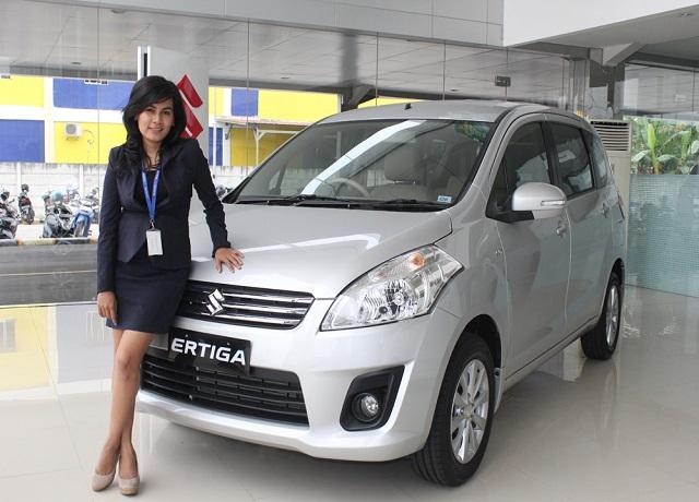 Raih penjualan sebesar 9.806 unit Nasional, Suzuki ungguli Honda dan Daihatsu foto didi wirayuda