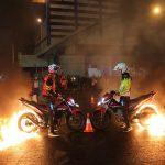 Seribuan Riders Gymkhana Unjuk Nyali di Honda Sonic Infastion
