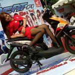 Honda BeAT Motor Terlaris AHM Gelar Pesta