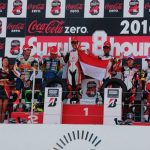 Suzuka 4 Hours Endurance Race, Pebalap Indonesia Sabet Podium Tertinggi