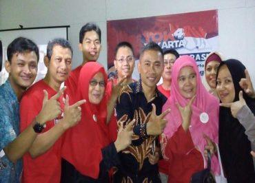 "Dukung Yoyok, Relawan ""Yok 4 Jakarta"" Dideklarasikan"
