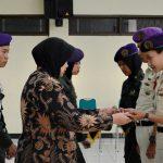 Lina Liling Menjabat Komandan Menwa Unisri