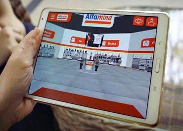 Miliki Toko Virtual Alfamart Minim Modal