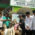 Honda Jawa Tengah Salurkan 254 Hewan Qurban