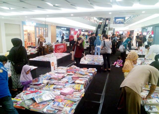 "Hartono Mall Gelar ""Gramedia Book Fair"""