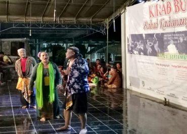 Kirab Budaya Babad Kademangan Jebres 2016