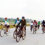 Gowes Bareng Asyik Bersama Lorin Cycling Club