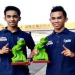 Asia Talent Cup 2016 Peluang Gerry-Gilang Semakin Terbuka Lebar
