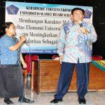 FE Unisri Gelar Kuliah Umum Hadirkan Praktisi Lembaga Keuangan