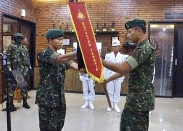 Agus Yudhoyono Resmi Akhiri Tugasnya di TNI AD
