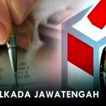 Ini Loh…, 17 Paslon Pilkada Serentak Di Jawa Tengah