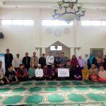 Nurul Hayat Beri Insentif 60 Juta ke Guru TPQ Solo Raya