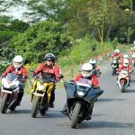 AHM Ajak Konsumen  Big Bike Honda Ikuti Turing Phuket-Sepang