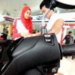 Teknologi ISS Dorong Penjualan Skutik Honda di Jateng