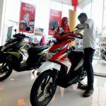 Tehnologi ISS Honda Dongkrak Penjualan Beat Series