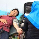 Milad X Mapala Kombat Uniba Gelar Donor Darah