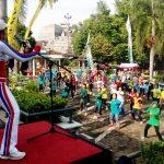 Sahid Jaya Hotel Gelar Senam Bareng Jaga Keakraban