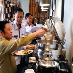 Makan Siang Mewah dan Murah Di Hotel Harper Purwakarta