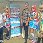 Harper Hotel Purwakarta Peduli Budaya