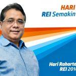 Hari Raharta Sudrajad, Kandidat REI Satu