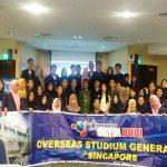 341 Mahasiswa USB Kuliah Umum di Universitas Terbaik ke-13 Dunia