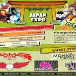 Japan Expo HMPSM Unisri Hadirkan Guest Star Monkey Circus