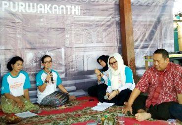 Komunitas Asal Jakarta Tampilkan Tarian Khas Solo