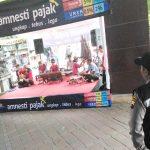 Blusukan Amnesti Pajak Di BTC SOLO
