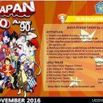 Unisri Gelar Solo Japan Expo Anime 90an