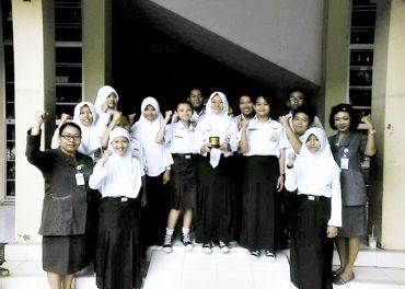 Wira Swara SMPN 8 Raih Juara II Se Surakarta