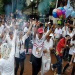 Colour Run Meriahkan Porseni BMPD Solo 2016