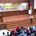 Syafii Efendi Dorong Mahasiswa Jadi Wirausaha Sukses
