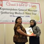 Grand HAP Lantik General Manager Baru