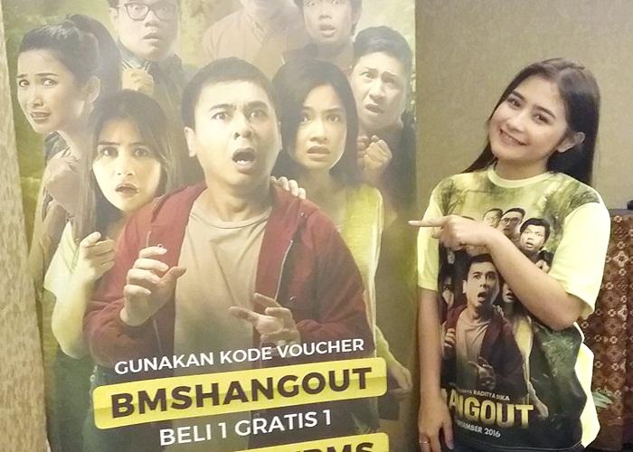 Prilly Latuconsina Bikin Fans di Solo Histeris