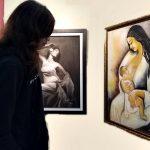 Pameran Seni Rupa Surga di Telapak Kaki Ibu