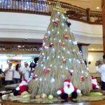 Sunan Hotel Solo Luncurkan Paket Makan Malam Natal