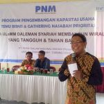 PNM ULaMM Unit Syariah Daleman Gelar Bisnis Gathering