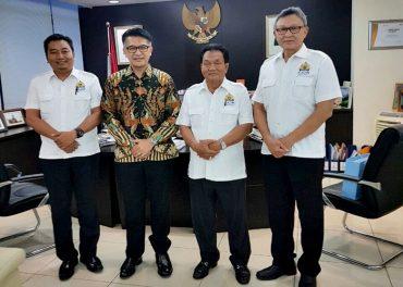Tim SGS 2017 Sambangi Kementrian di Jakarta