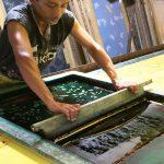 Cantiknya Pasar Kain Batik Custom Desain