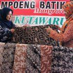 Mangrove Jadi Andalan Pewarna Batik