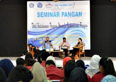 DEM Fatipa UNISRI Gelar Seminar Pangan