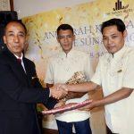 Anugerah Karyawan Terbaik The Sunan Hotel Solo