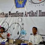 Fakultas Hukum Unisri Gelar Kuliah Umum dan Pelatihan Penulisan Artikel Ilmiah