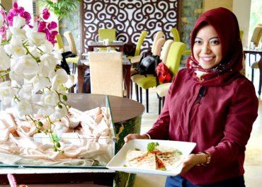 Menu Pastry Syariah Hotel Solo Awal Tahun 2017