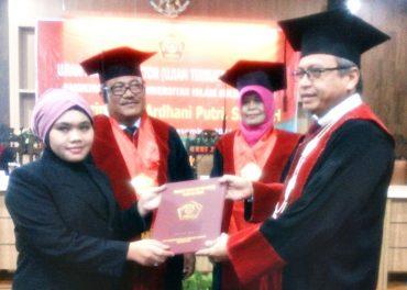 Fakultas Hukum UNIBA Memiliki Doktor Baru