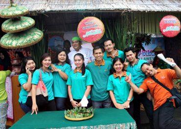 Hotel Sahid Jaya Solo Semarakan Festival Jenang