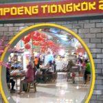 Imlek di Kampoeng Tiongkok Sopar Mal