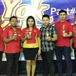 Fiesta Black Tea Menggoda DP Mall Semarang