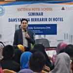 Victoria Hotel School dan Jaminan Kerja