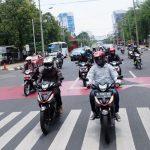 Perkuat Soladiritas, Ratusan Anggota Komunitas Guyub di Honda Bikers Camp